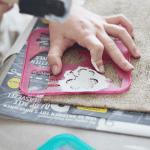 DIY placemats van jute