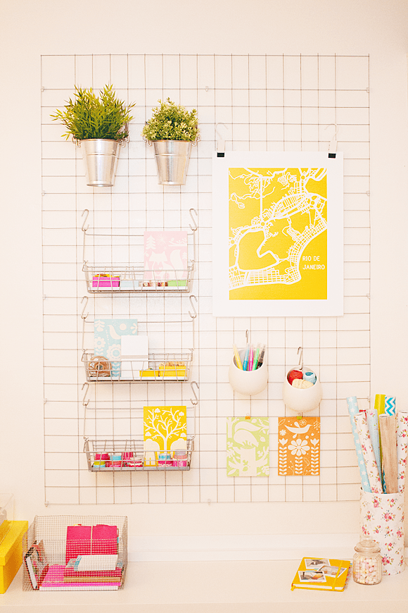 DIY + WIN! IKEA supplies wandrek