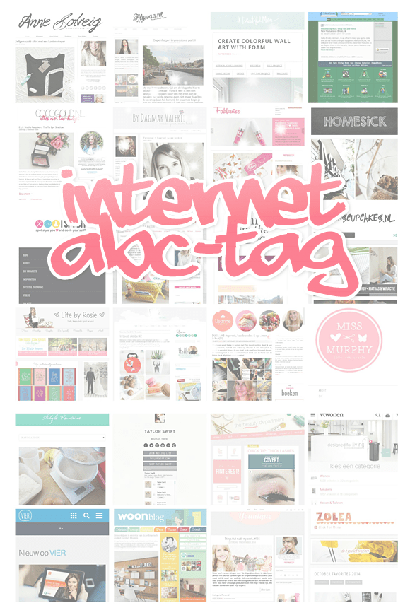 Internet ABC tag