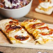Recept: homemade rode pesto + panini