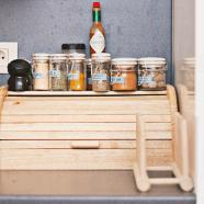 Hoge (keuken)kasten inrichten