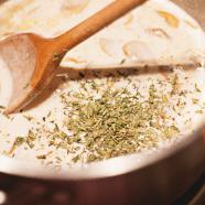 Recept tagliatelle met roodbaars