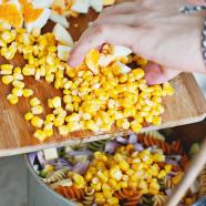 Recept: onze favoriete pastasalade