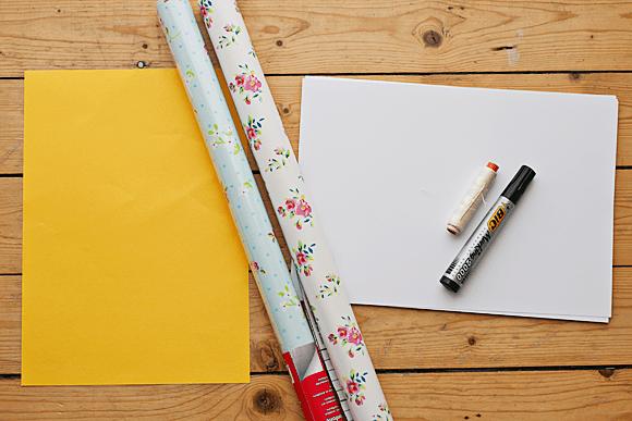 DIY: zelf schriftjes maken