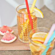Recept: frisse en zomerse ijsthee