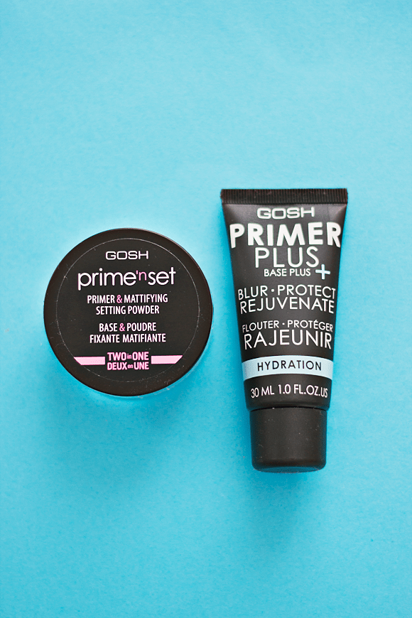 Gosh prime 'n set poeder + base