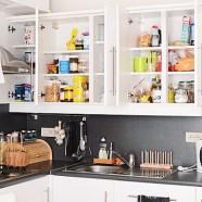 Hoe wij onze keuken opgeruimd hebben