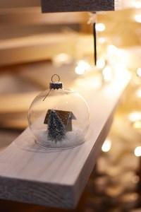 Een unieke en schitterende houten kerstboom