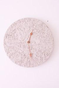 Een klok van beton
