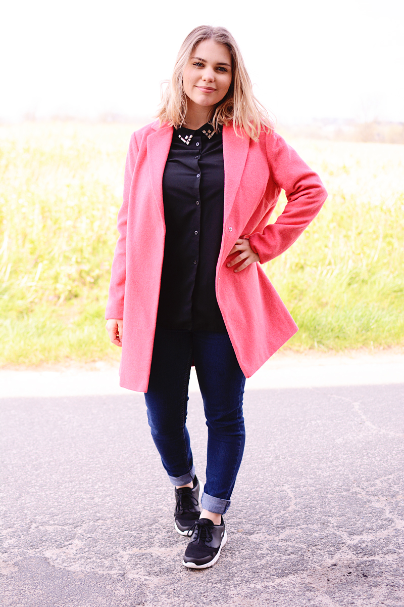 Outfit met Meyba sneakers + win!
