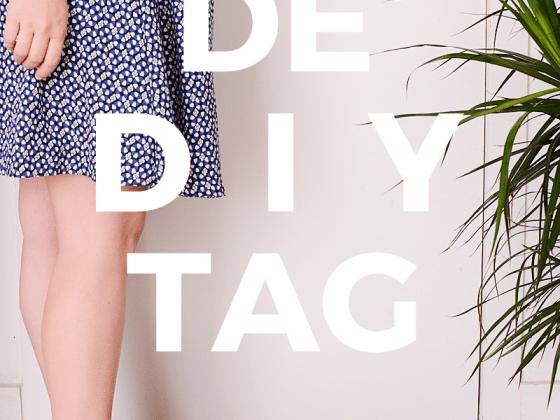 De DIY tag