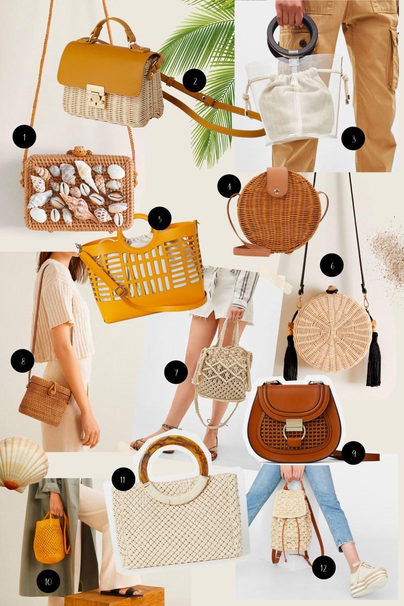 Mijn favoriete zomerse tassen