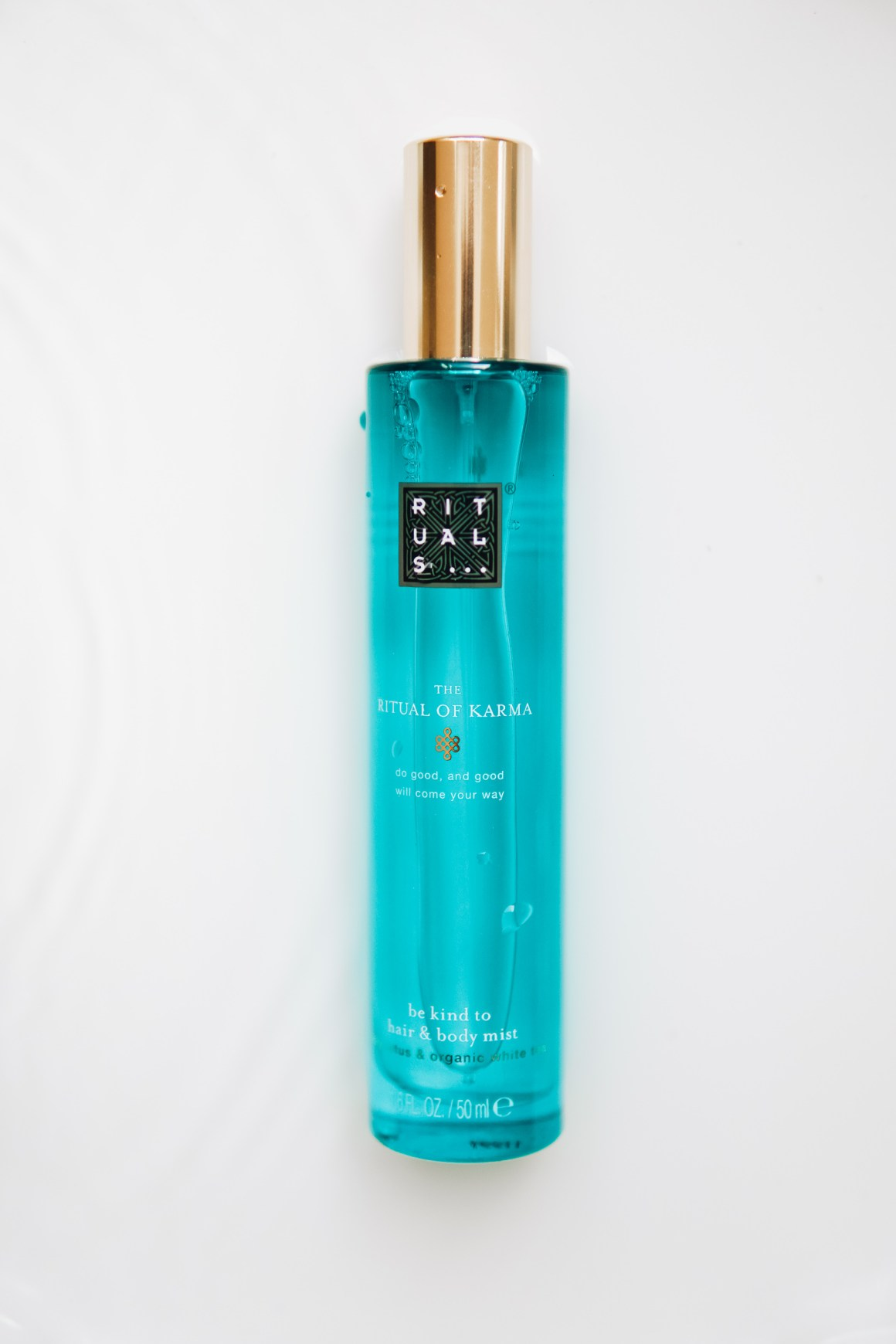 Rituals The Ritual Of Karma Be Kind To Hair & Body Mist (holy lotus & organic white tea)