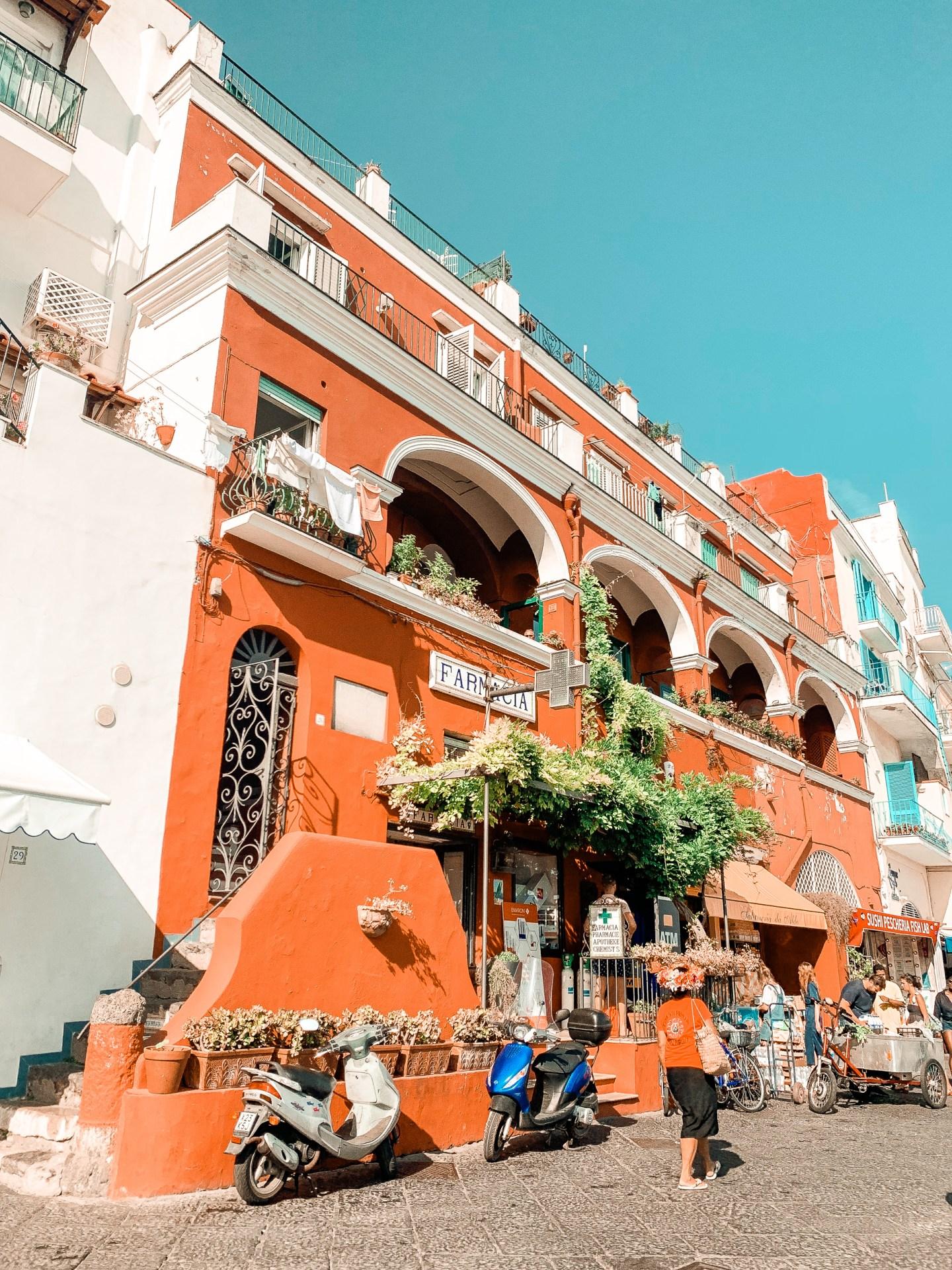 Flaneren in het chique Capri (Napels & Amalfi travel guide 6/7)
