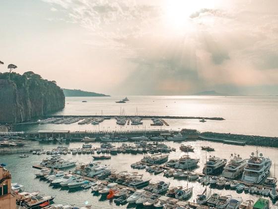 Strandvakantie in de buurt van Castellamare di Stabia (Napels & Amalfi travel guide 1/7)