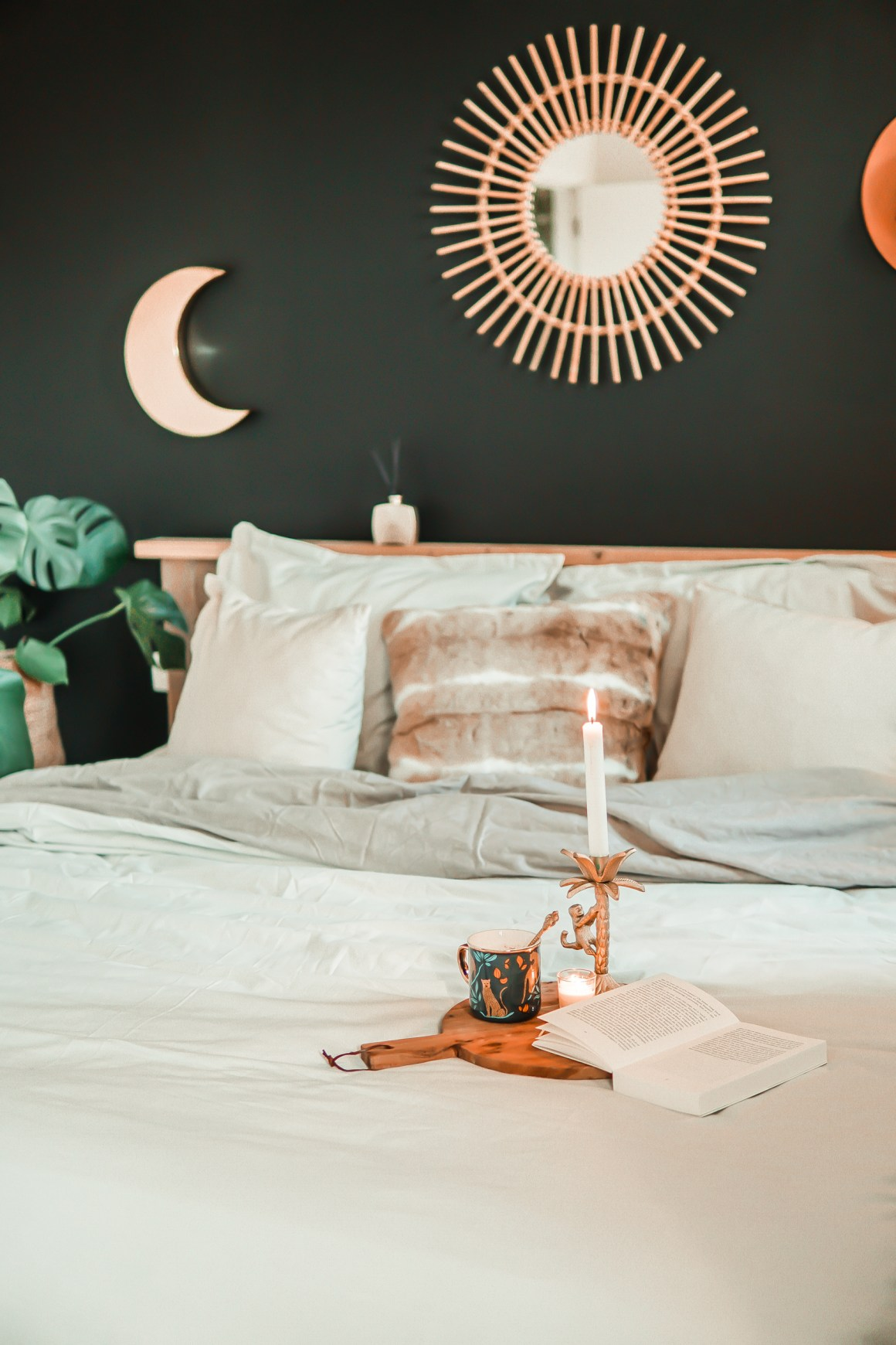 Slaapkamer make-over: voor en na!