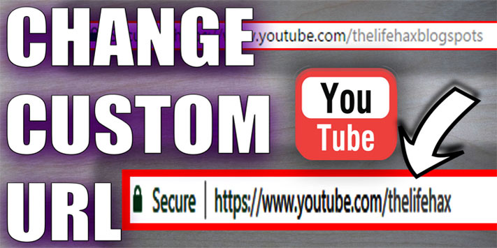 How To Change YouTube URL Again 2017 (Change YouTube URL Second time)