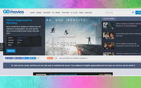 best movie streaming sites