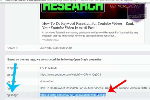 How To Download YouTube Thumbnail Of Any Video - Thelifehax