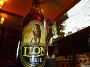 Sri Lanka Beer