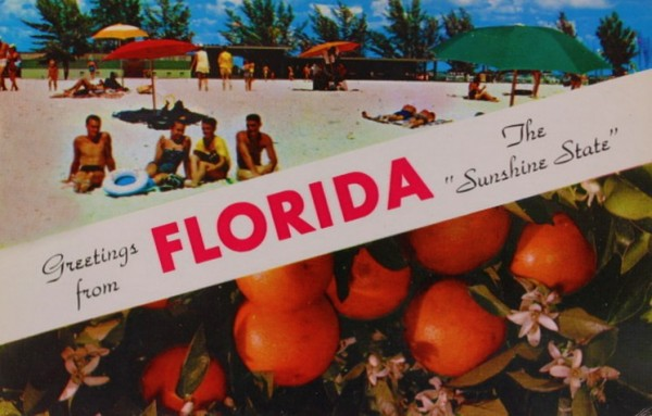 Welcome to Florida! Photo by via Creative Commons