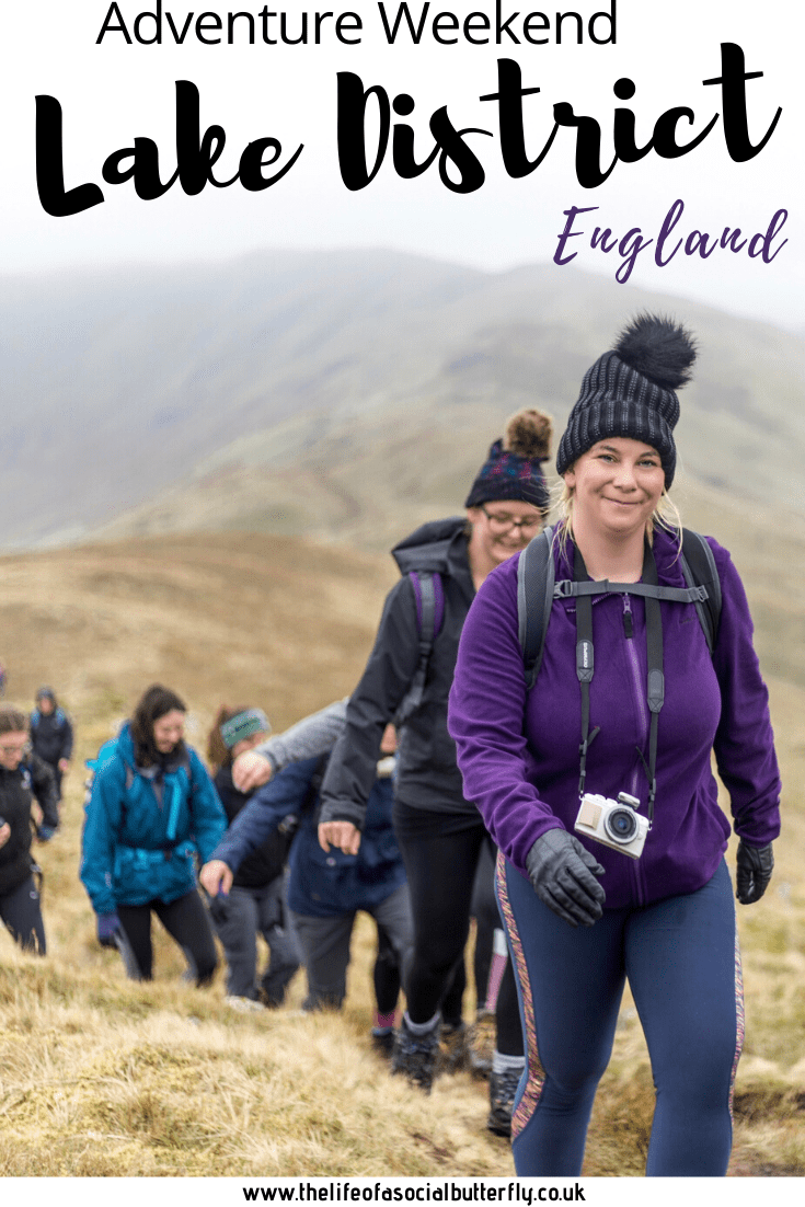 Ready for an exciting Lake District adventure weekend? You'll find plenty of inspo for outdoor activities in The Lake District England - including paddleboarding, kayaking and hiking in The Lake District! Click through to read about my outdoor adventures in The Lake District with Where's Mollie Global Travellers, packed full of Lake District things to do & Lake District photography spots! #LakeDistrict #England #LakeDistrictWeekend #LakeDistrictAdventure