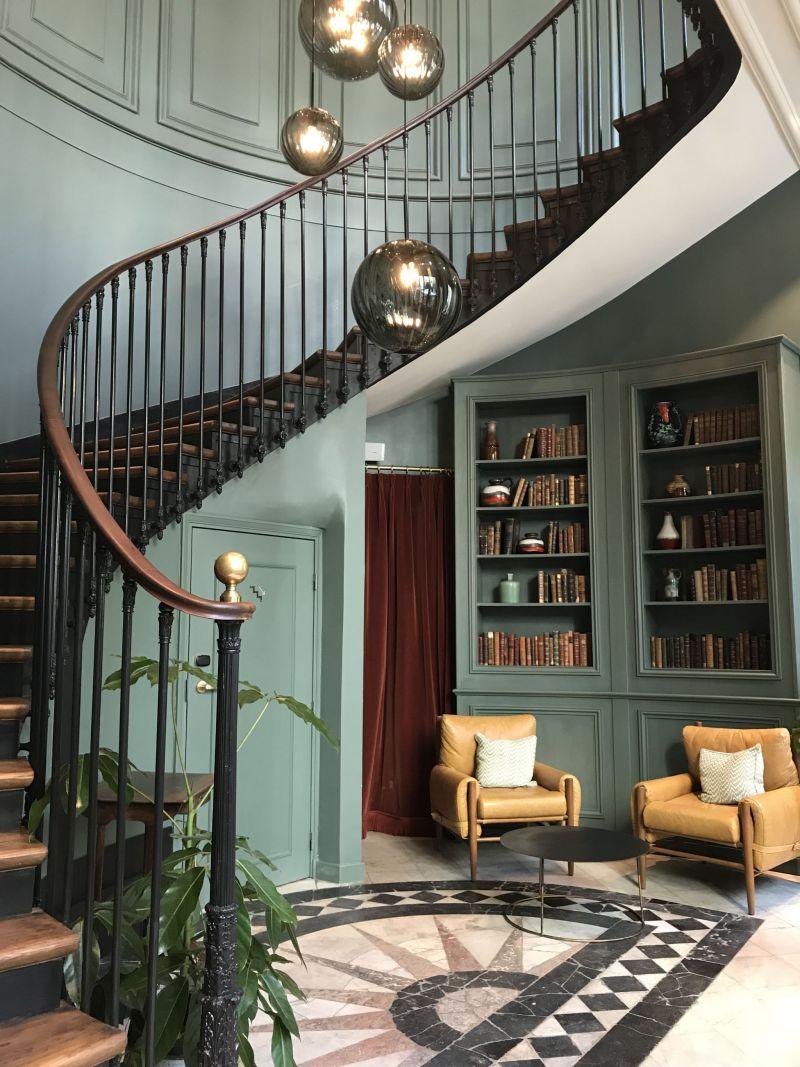 Hoxton Hotel Paris Interior Goals