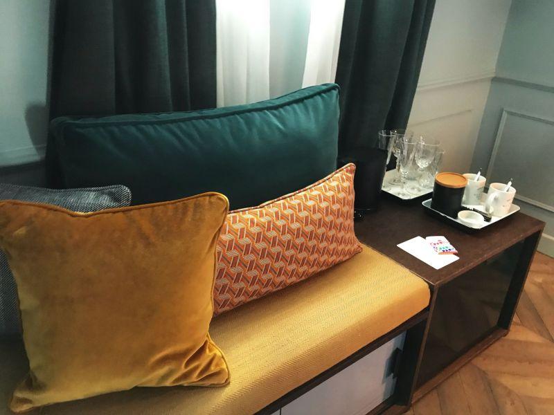 Hoxton Hotel Paris Seating Area