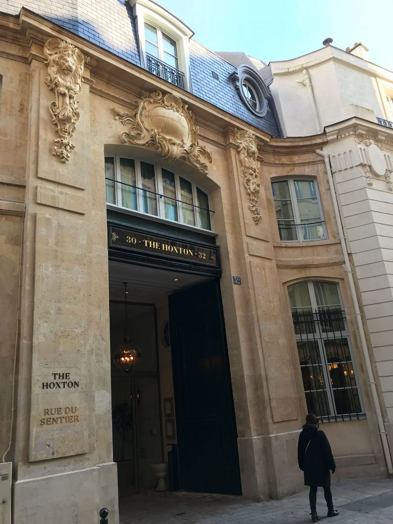 Hoxton Hotel Paris Street View