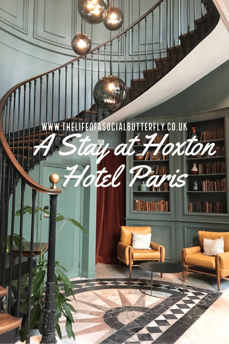 Pinterest Hoxton Hotel Paris