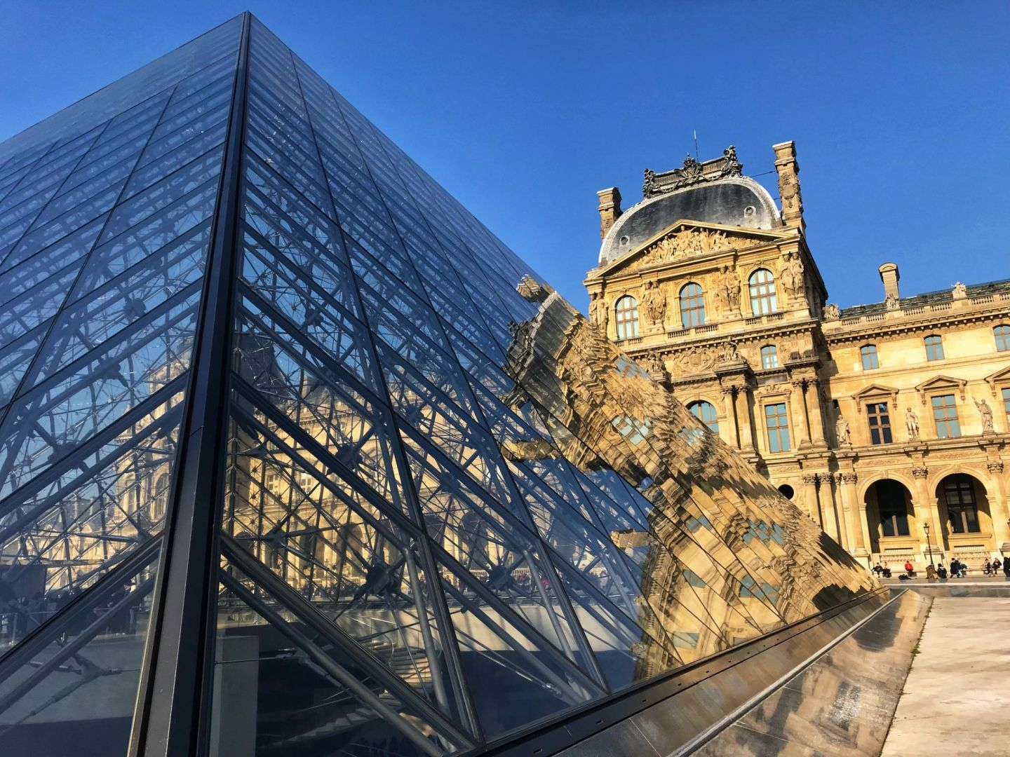 The Louvre a must see attraction in Paris