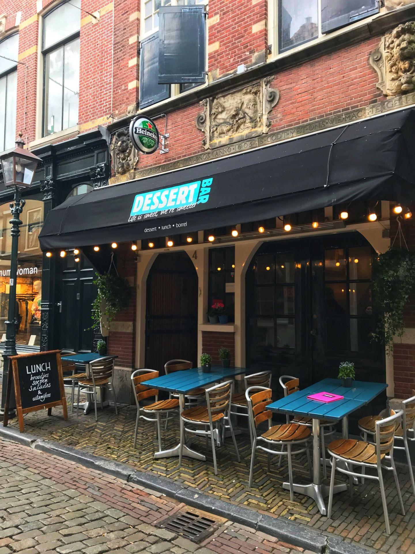 Dessert Bar Haarlem