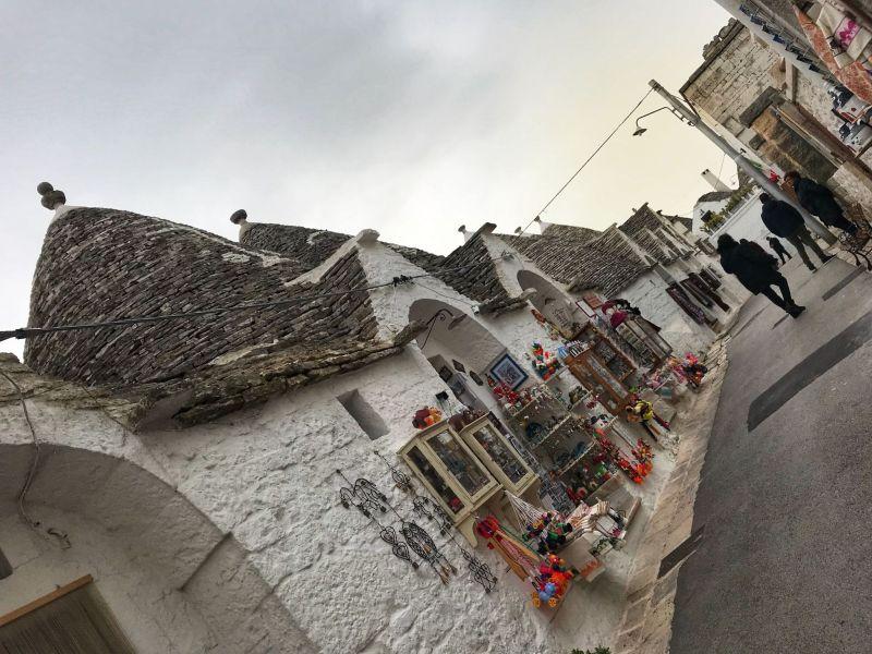 Souvenir shops Alberobello