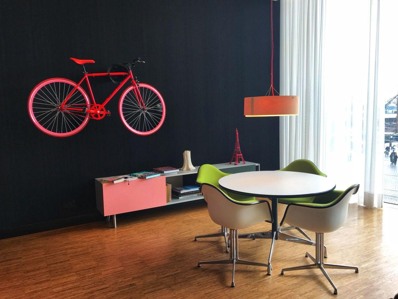 Dutch Inspired interiors at Citizen M Rotterdam