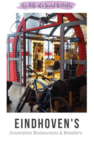 Pinterest Restaurants and Retailers Eindhoven