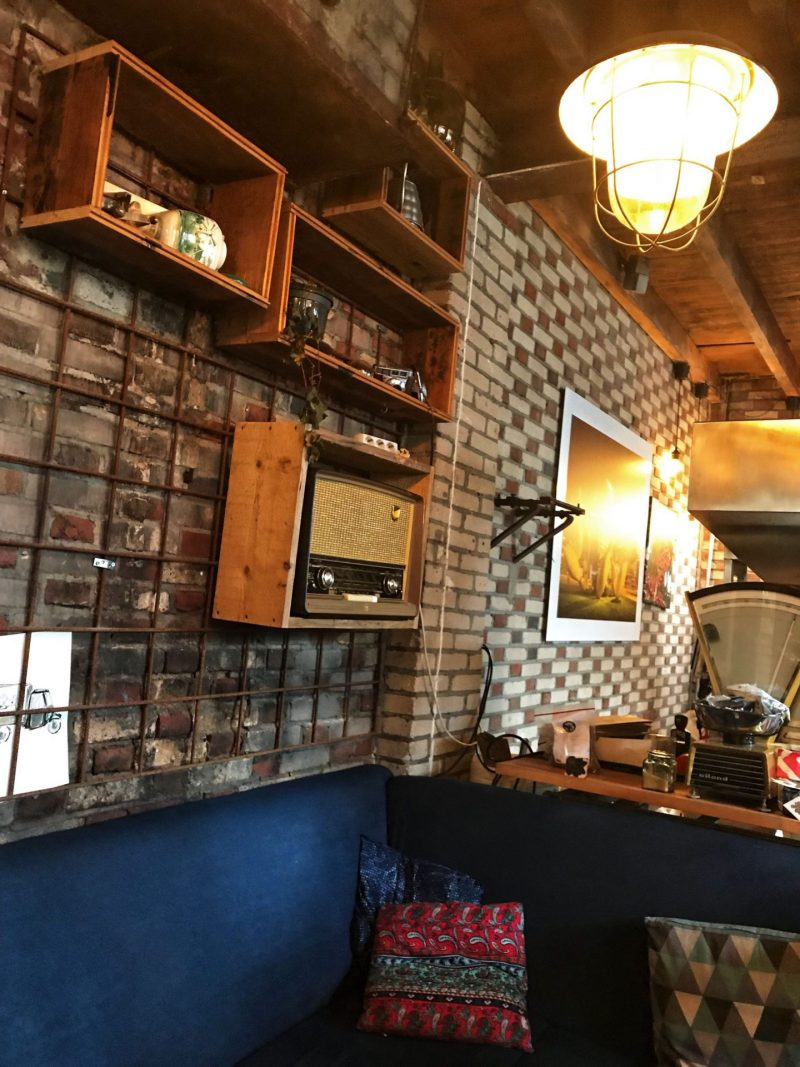 Retro BeanBrothers Coffee Shop Eindhoven