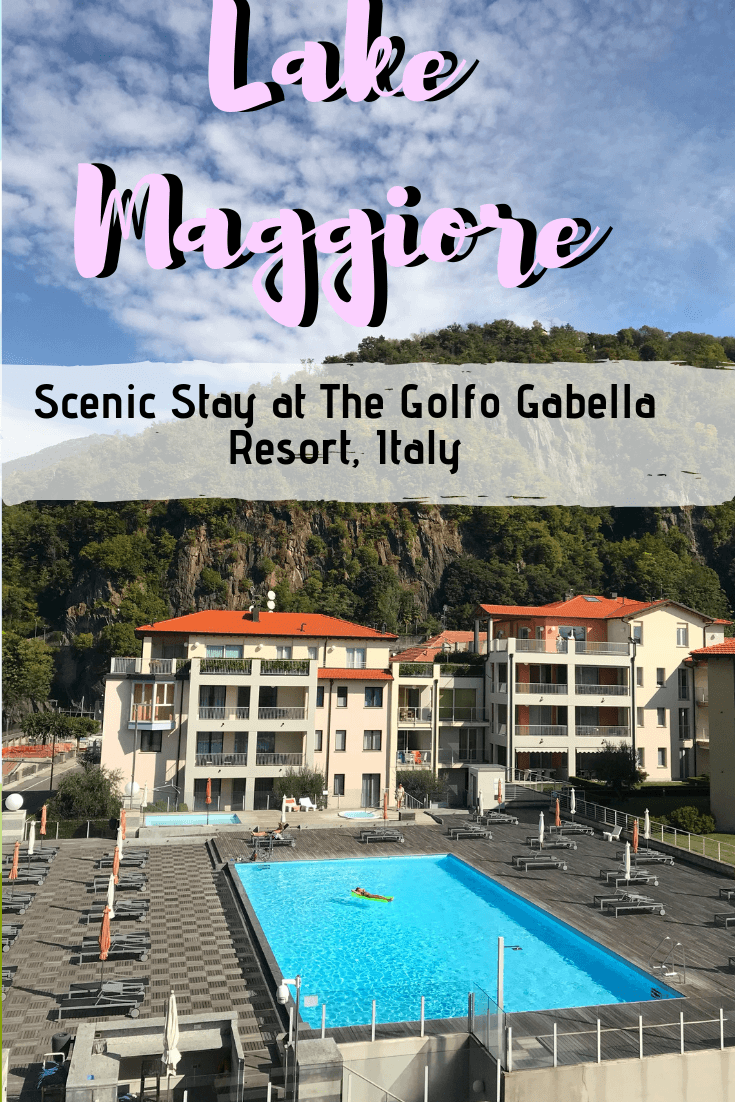 A beautiful resort set amongst mountains & overlooking Lake Maggiore, the second largest of the Italian Lakes. A holiday at Golfo Gabella Resort is a must! #Italianholiday #golfogabella #lakemaggioreitaly #northernitaly