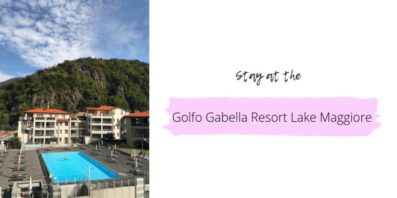 Holiday at Golfo Gabella Resort Lake Maggiore
