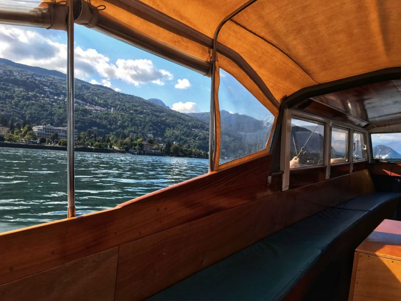 Lake Tours Trip to Borromean Islands