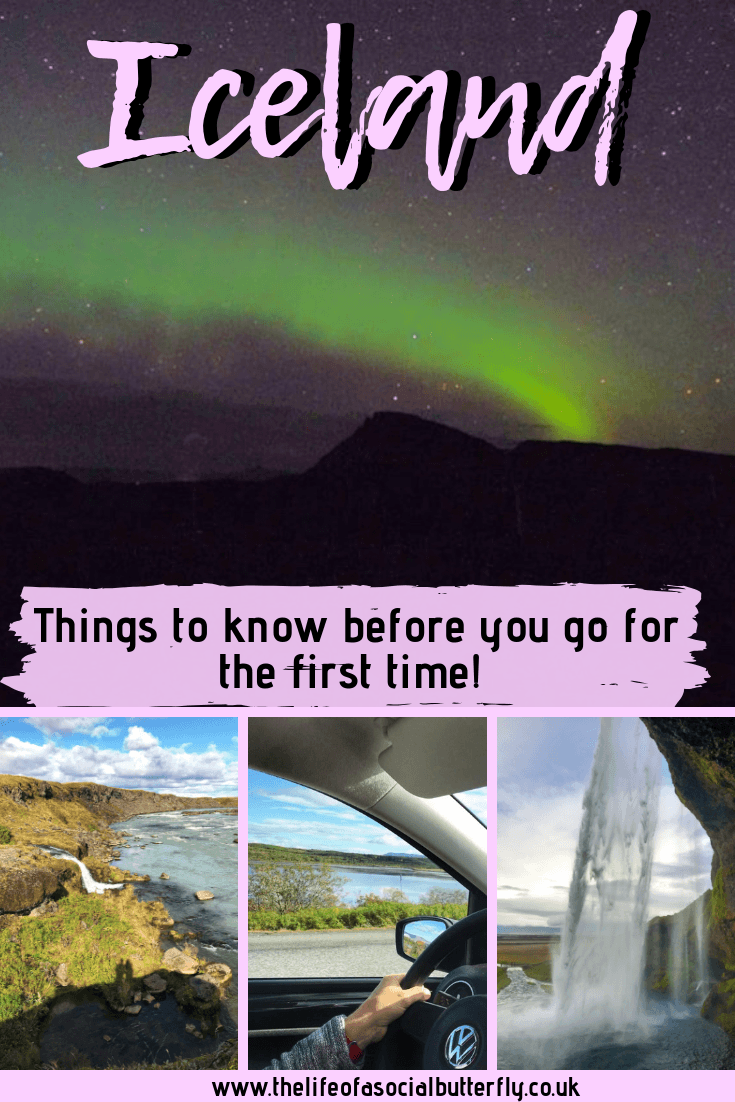 Pinterest Iceland things to know before you visit Iceland for the first time