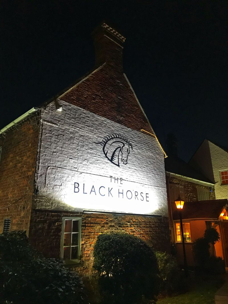 The Black Horse Country Pub Great Linford Milton keynes