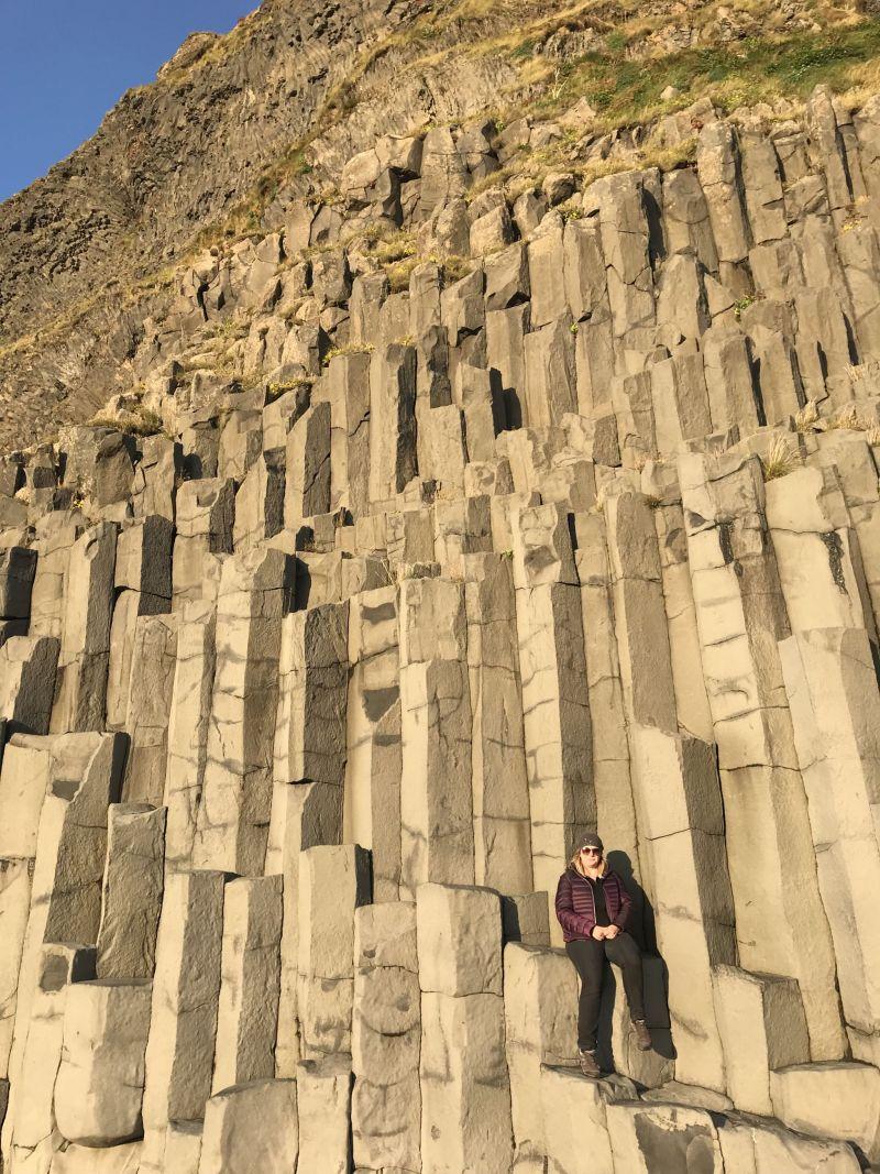 Basalt Columns Reynisfjara Beach Vik