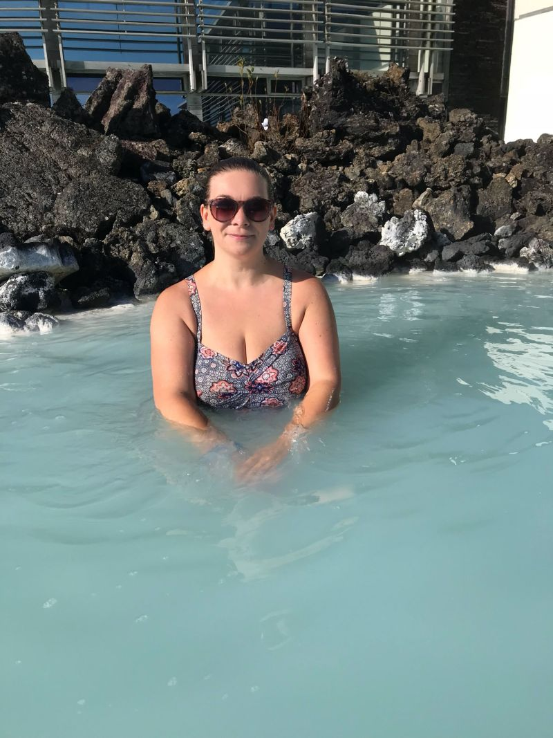 Loving life in The Blue Lagoon