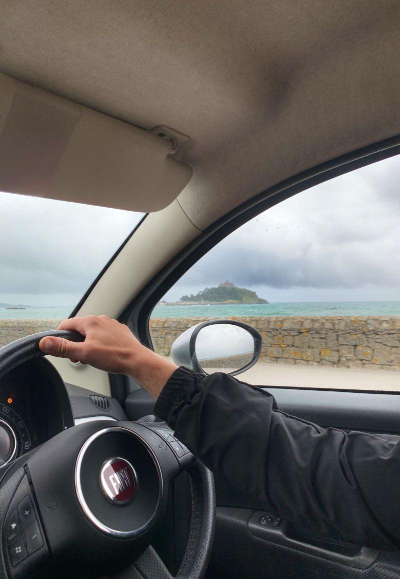Cornwall-Road-trip-in-Marazion-St-Michaels-Mount