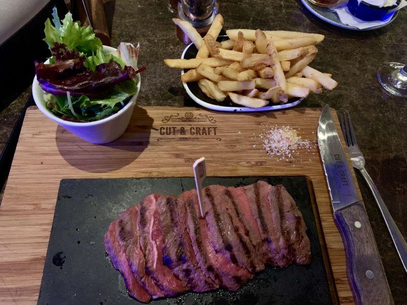 Flat-iron-steak-at-The-Cut-Craft-York-