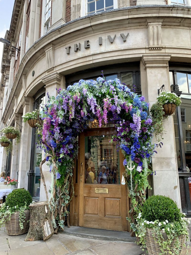Floral-entrance-The-Ivy-York