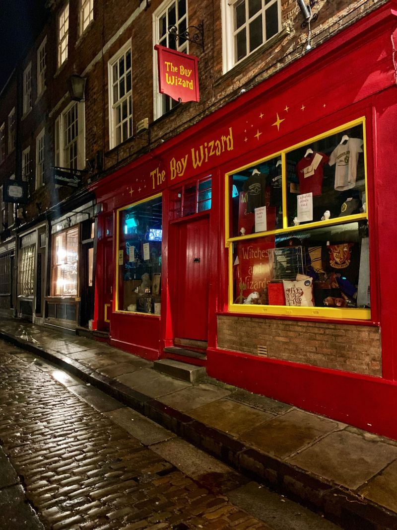The-Boy-Wizard-Shop-The-Shambles-York