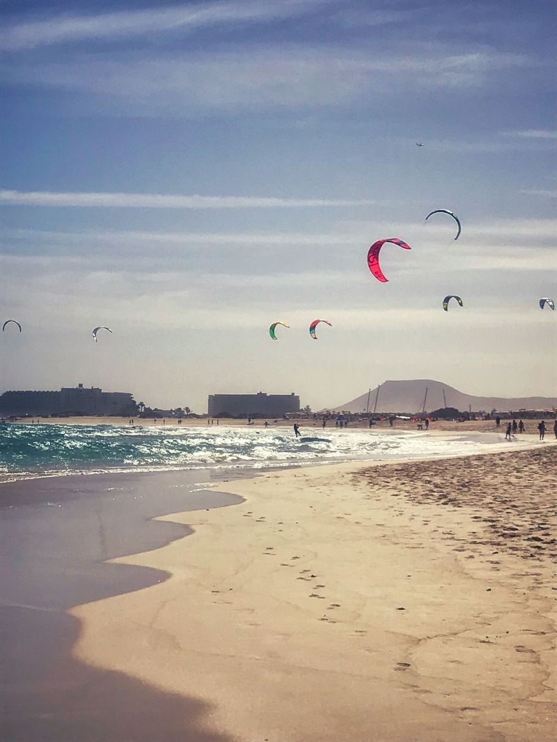 Best-beach-in-Canary-Islands-Corralejo-Beach