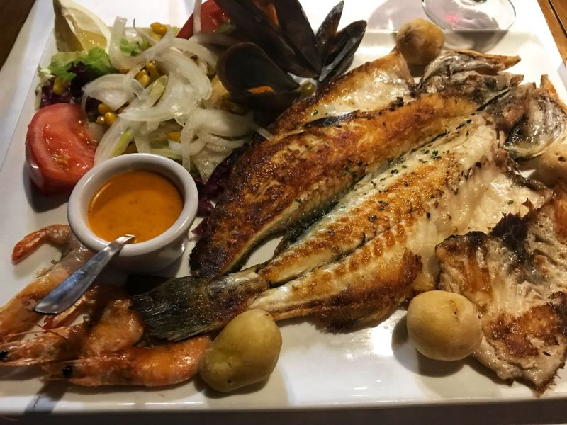 Fuerteventura-Seafood-Platter-Waikiki-Corralejo