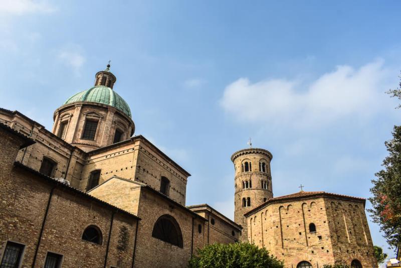 Christian Byzantine Architecture Ravenna - Italy Bucket list